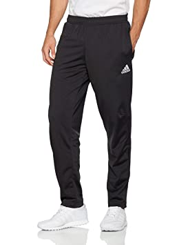Tiro 17 Poly Training Trousers Blackwhite