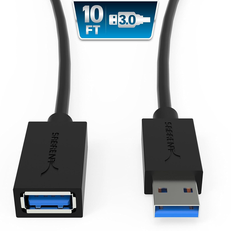 Sabrent USB Kabel 22 AWG USB 3.0: Amazon.de: Computer & Zubehör