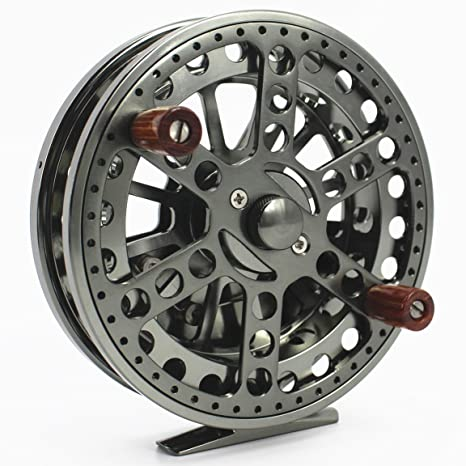 113.5mm CENTER PIN CENTREPIN FLOAT REEL TROTTING FISHING REEL 4 1//2 INCHES
