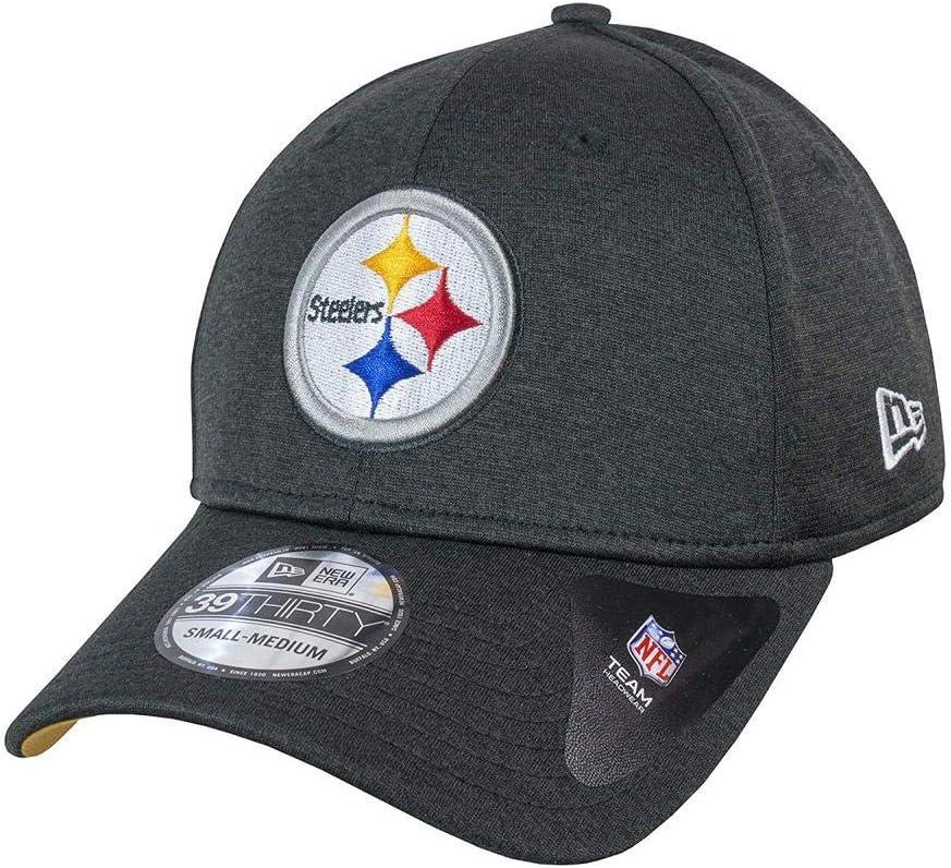 New Era 39Thirty Cap Shadow TECH Pittsburgh Steelers Graph