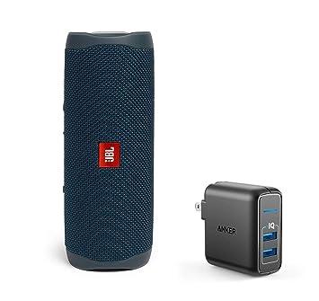 Amazon.com: JBL Flip 5 - Altavoz portátil inalámbrico con ...