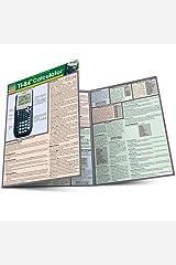 Ti 84 Plus Calculator (Quick Study Academic) Cards
