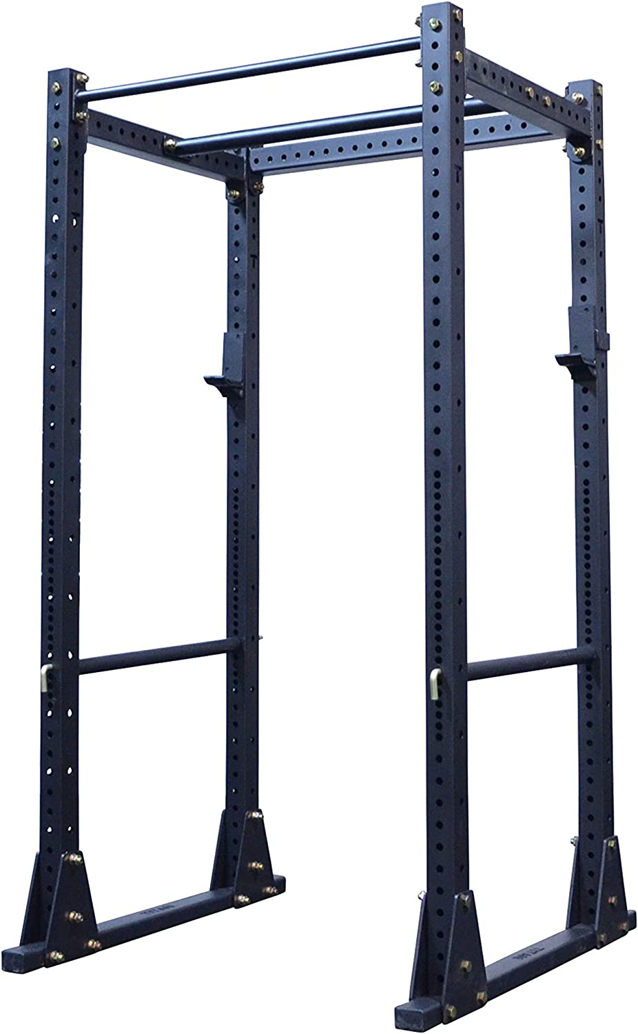 Titan Fitness X-3 Flat Foot Power Rack Cage Squat Stand