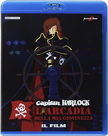 Capitan Harlock-L'Arcadia della Mia Giovinezza (Blu-Ray Standard)