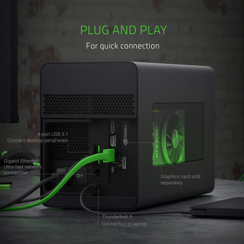 Amazon.com: Razer Core para portátiles de gráficos externos ...