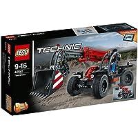 Lego 42061 - Technic - Jeu de construction - Le Manipulateur Télescopique