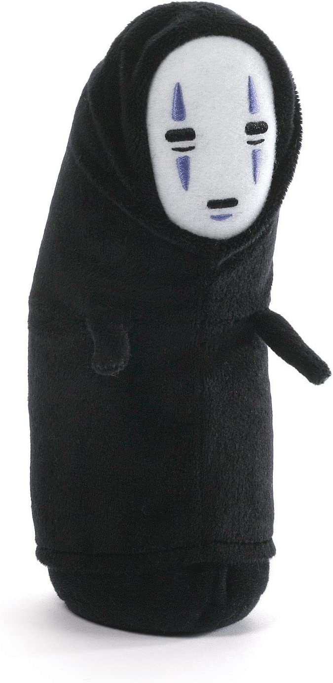 GUND Spirited Away No Face Stuffed Plush, 8""