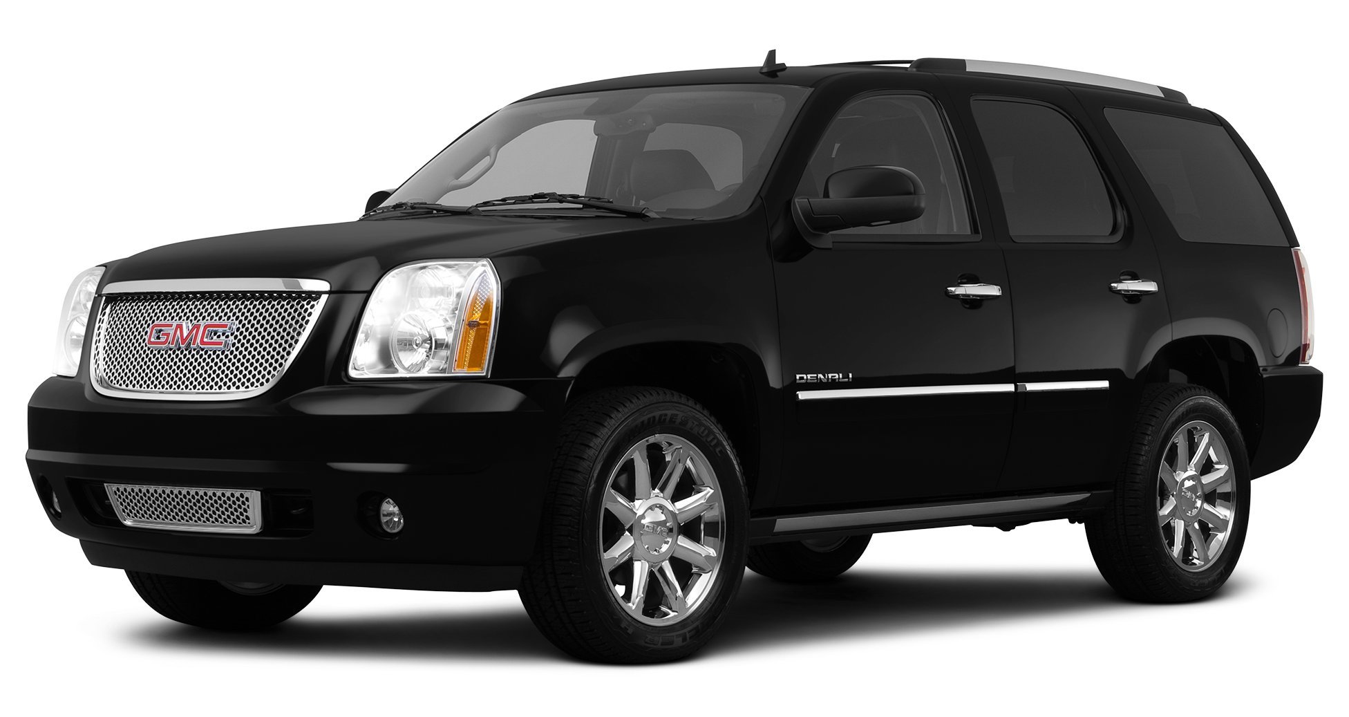 ... 2012 GMC Yukon Denali, 2-Wheel Drive 4-Door 1500