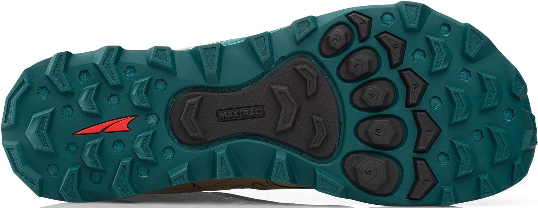 ALTRA Mens Lone Peak 4 Low RSM Waterproof Trail Running Shoe