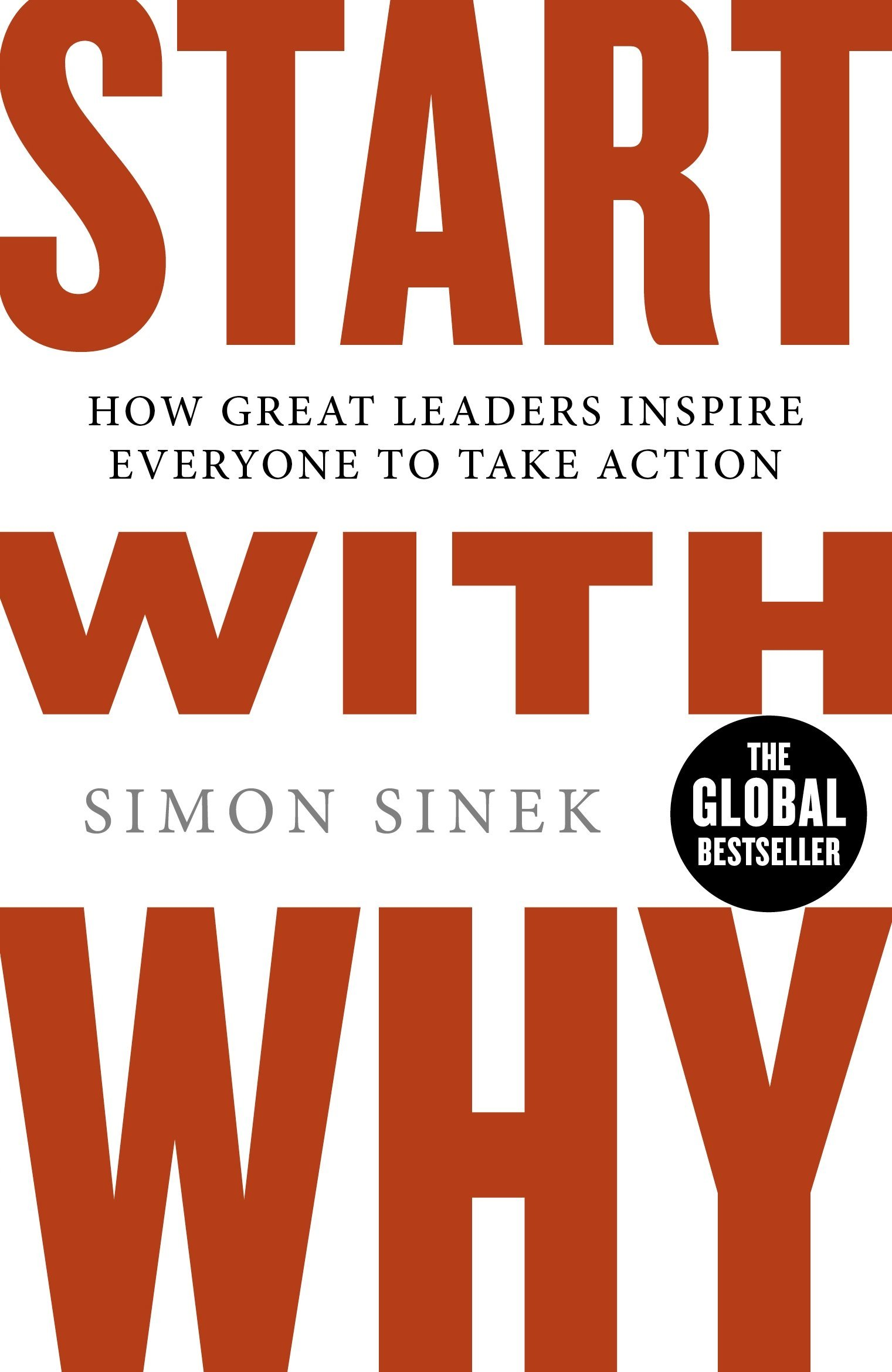 Start With Why by Simon Sinek - 5 Impactful Books