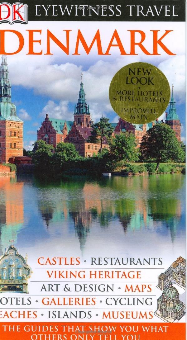 Denmark (Eyewitness Travel Guides)