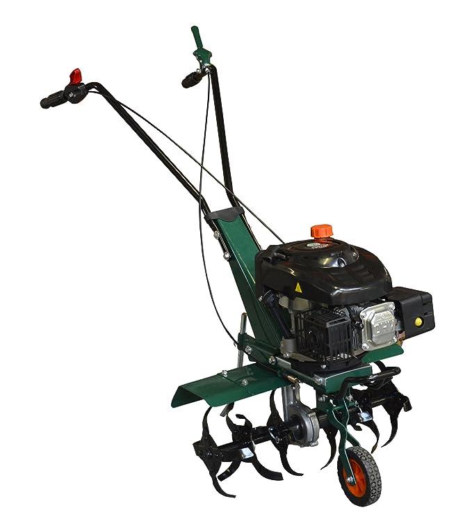 ELEM Garden Technic - Motoazada térmica - 139 CC: Amazon.es ...