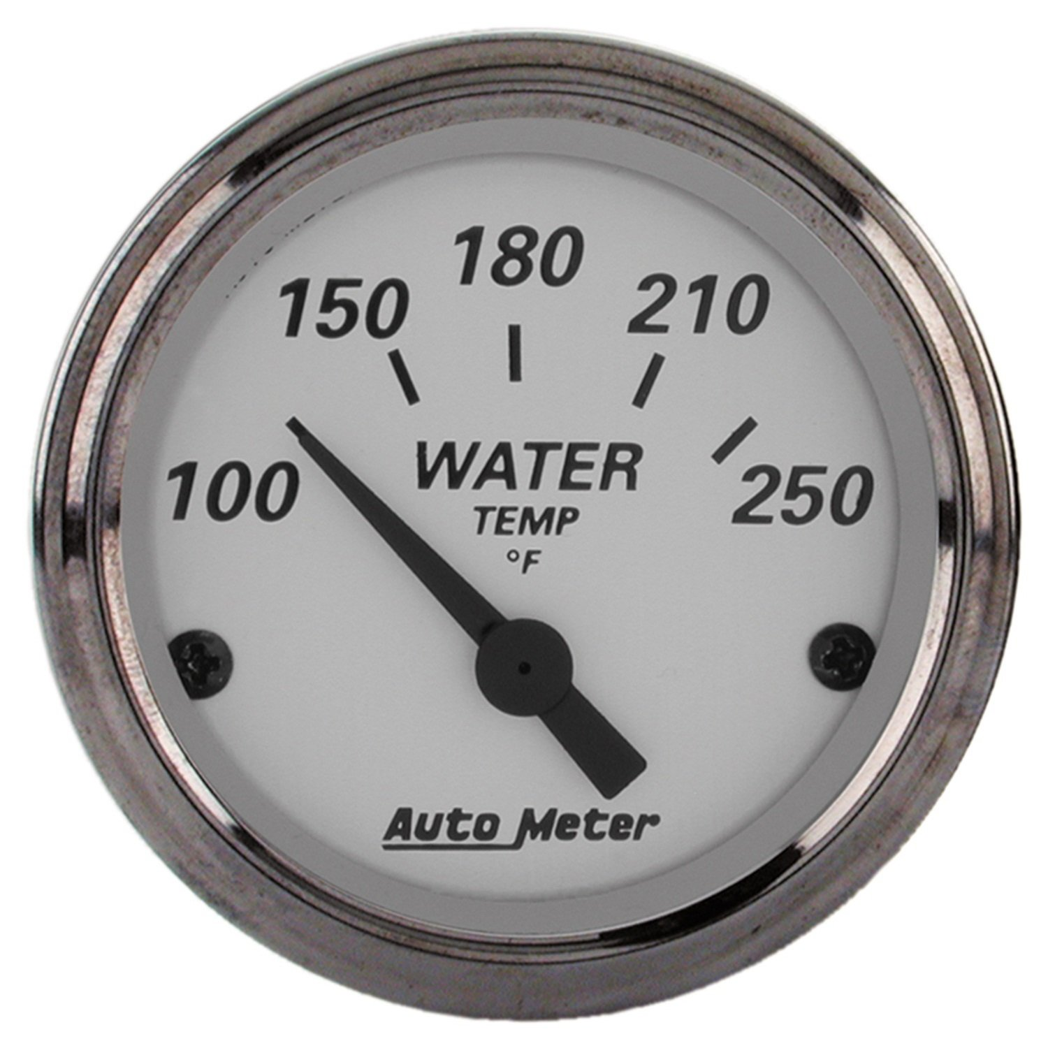 AUTO METER 1938 American Platinum Electric Water Temperature Gauge by AUTO METER