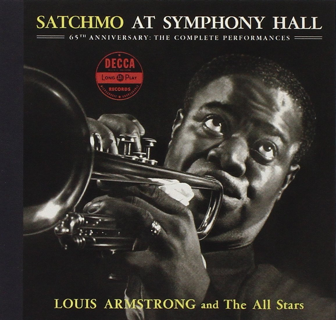 louis armstrong u0026 all stars satchmo at symphony hall 65th