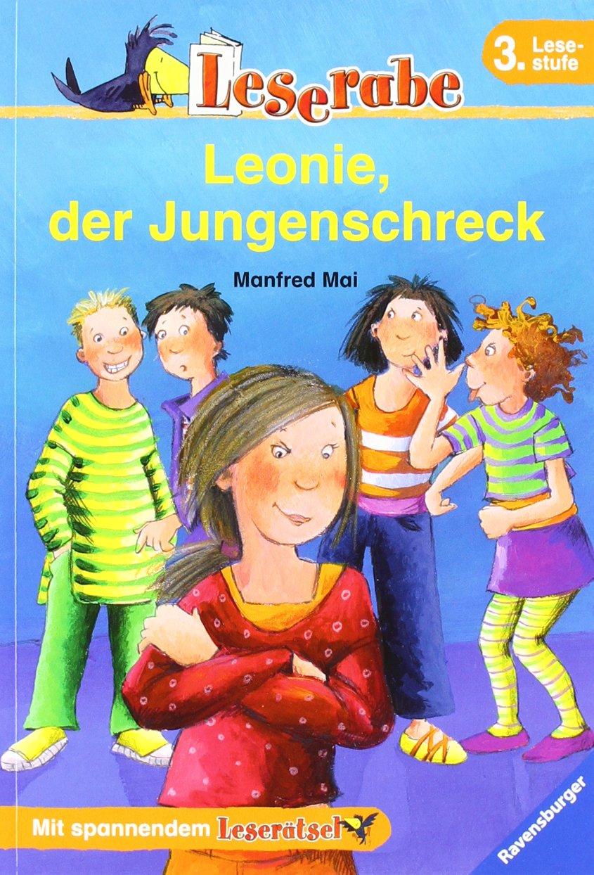 Leonie, der Jungenschreck (Leserabe - Schulausgabe in Broschur)