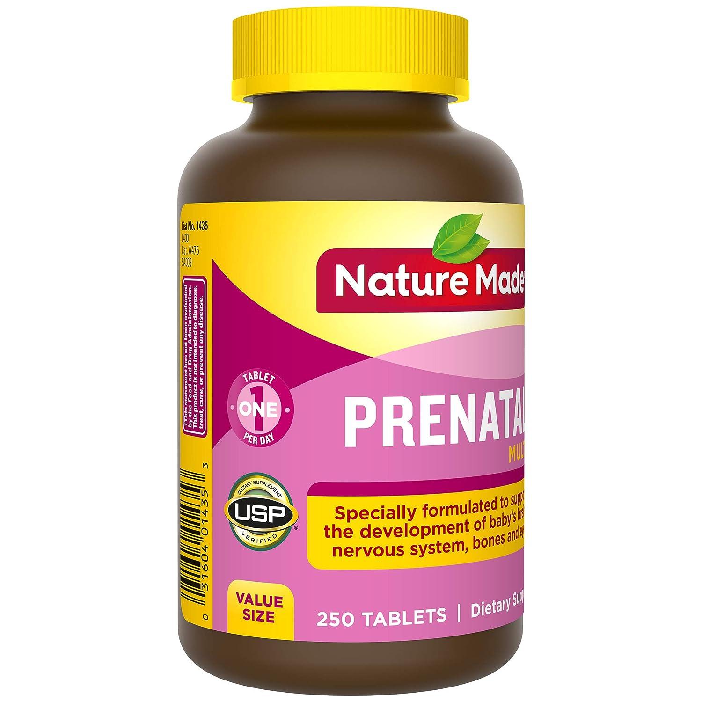 Prenatal Vitamins With Extra Folic Acid - VitaminWalls