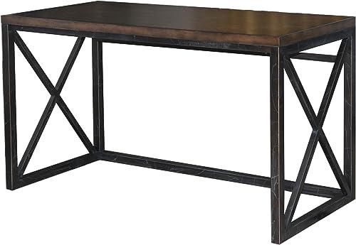 Xcel Cinnamon Finish Office Desk