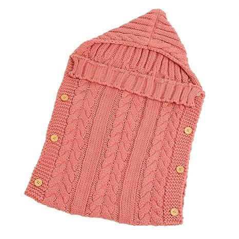 Saco de Dormir para Bebés Manta de Plástico Swaddle Recién Nacido 0-12 Meses Infantil de ...