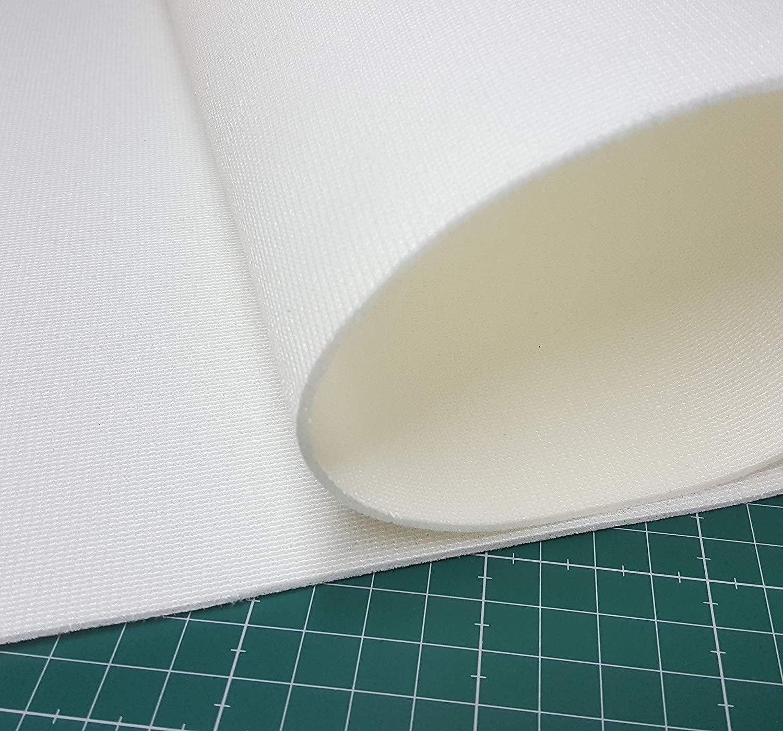 Foam estabilizador de espuma de 3,5mm con forro para manualidades. se vende a metros. Ancho: 160 cm