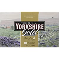 Yorkshire Yorkshire Gold Teabags 40's 125g, 125 g