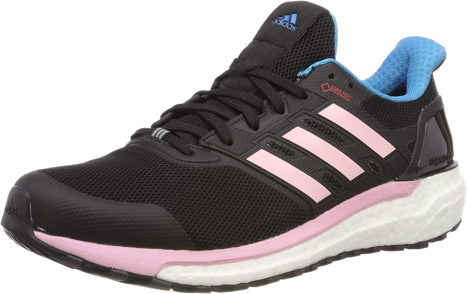 adidas Supernova GTX W, Zapatillas de Running para Mujer, Negro ...
