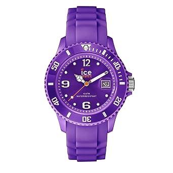 Ice Watch purplemodelSi WatchColor pe us09 Casual Women's Plastic And Silicone Quartz 0wnPkX8O