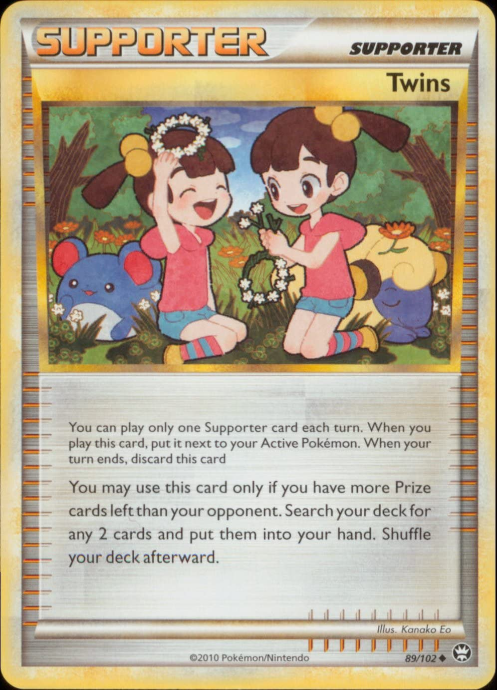 Pokemon Cards Triumphant make your selection