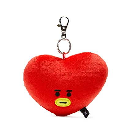 BT21 Official Merchandise by Line Friends - Llavero con cara ...