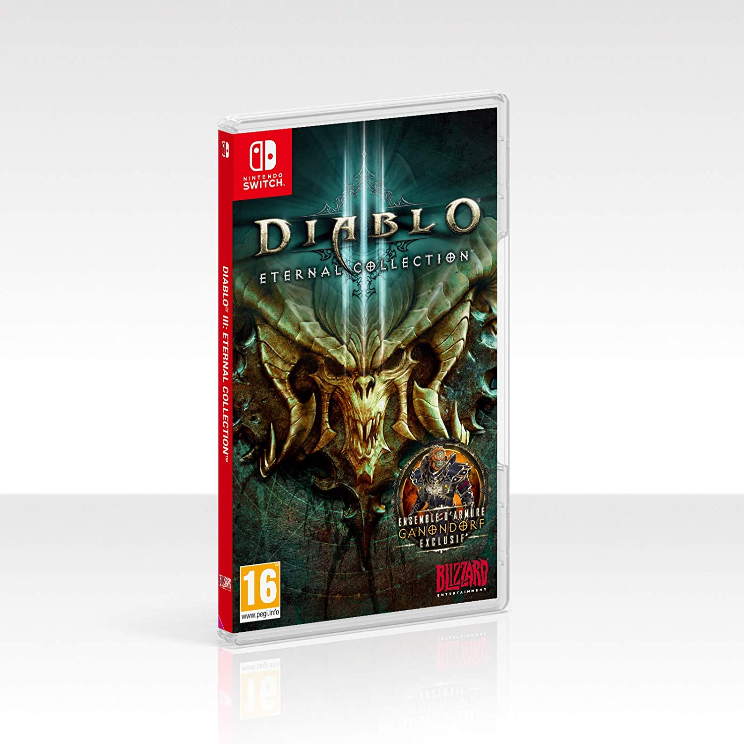 Diablo III : Eternal Collection - Nintendo Switch - Nintendo ...