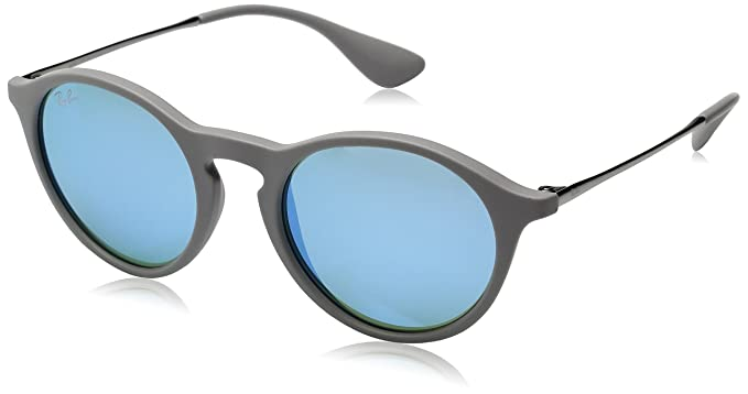 b3accb2f90 Amazon.com  Ray-Ban RB4243 - 6262B4 Sunglasses Grey Gunmetal 49mm ...