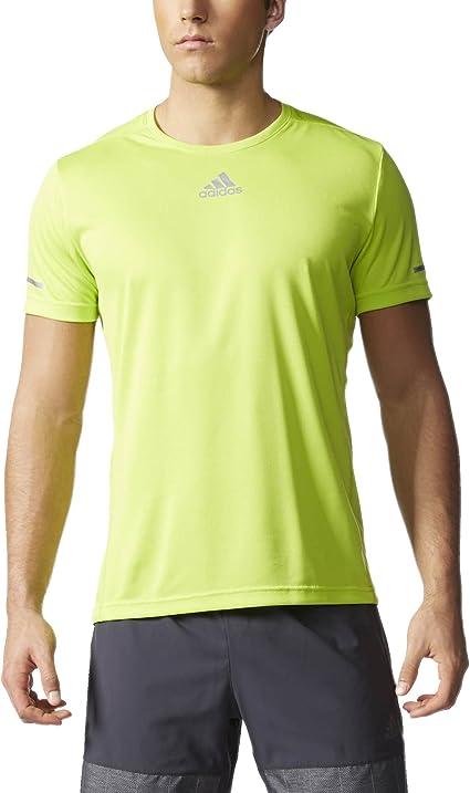 adidas Run Tee M T T Shirt Homme: : Sports et Loisirs