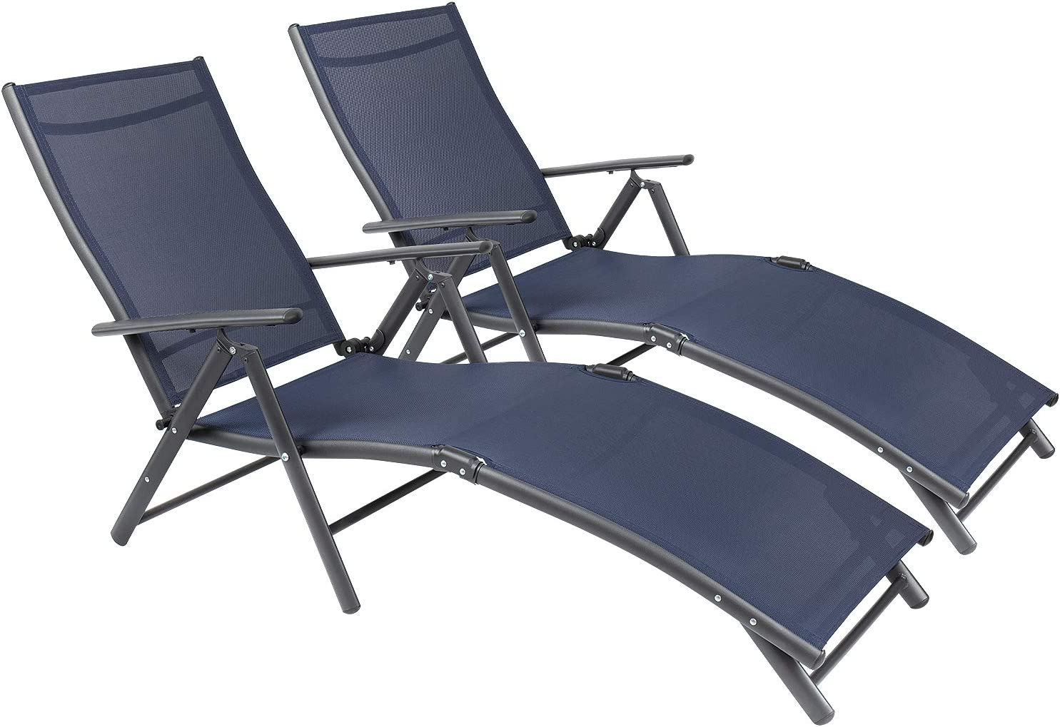 - Amazon.com: Tuoze Outdoor Chaise Lounge Chairs Patio Furniture