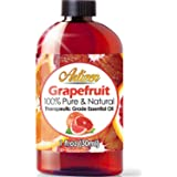 Artizen Grapefruit Essential Oil (100% Pure & Natural - UNDILUTED) Therapeutic Grade - Huge 1oz Bottle - Perfect for Aromathe