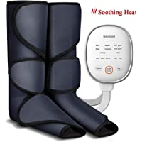 HOFASON Leg Massager Air Compression Foot and Calf Massage with Heat for Circulation Compression and Relaxation