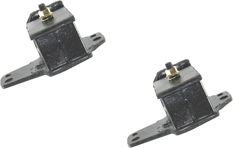 Front Left /& Right Engine Motor Mount For Nissan 720 D21 Pickup 2.4L L4 Set 2pcs