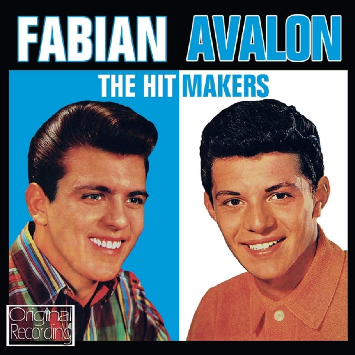 Amazon | Fabian Avalon-Hit Makers | Fabian, Avalon, Frankie | 輸入盤 | 音楽