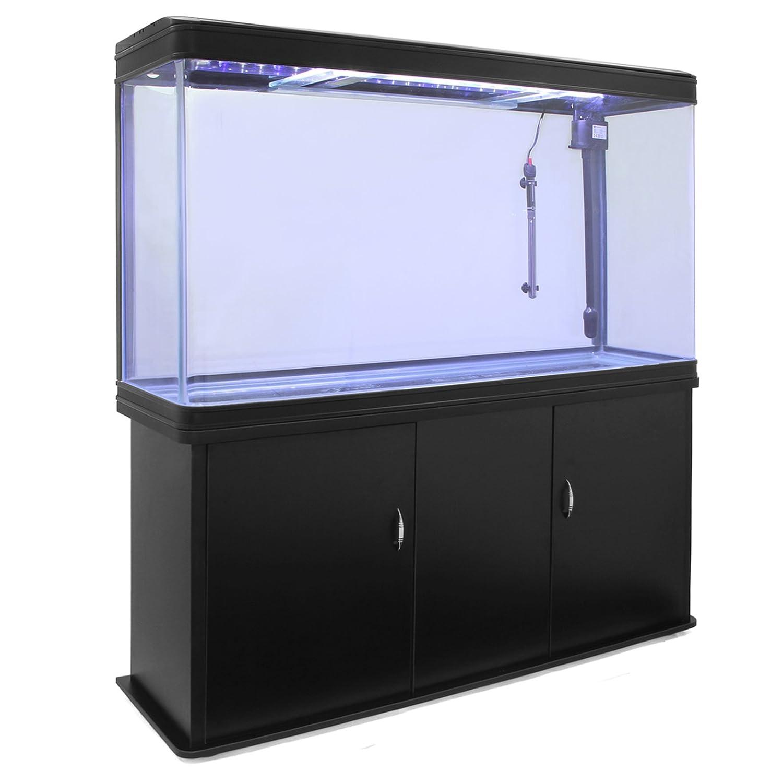 Monstershop Fish Tank Aquarium Large Marine Tropical Salt Fresh Waterled