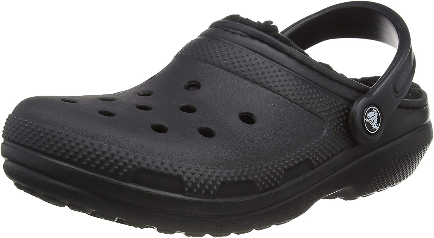 Crocs Classic Lined Clog | Warm and Fuzzy Slippers