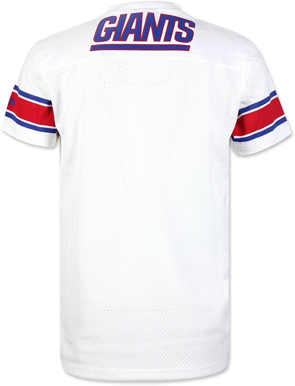 A NEW ERA Camiseta NFL Supporters Replica York Giants Wh XL  Amazon.es  Ropa  y accesorios e0e983e2c1b