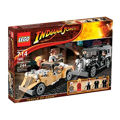 LEGO Indiana Jones Shanghai Chase (7682): Toys & Games