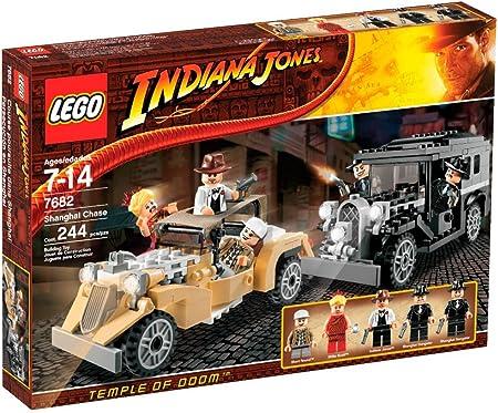 LEGO Indiana Jones Shanghai Chase (7682): Amazon.es: Juguetes y juegos