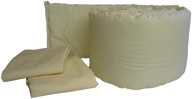 Baby Mini Doll Bedding Solid Colors Grandmas Mini Crib Crib/ Package,/ Port-a-Crib Package, Ecru by BabyDoll Bedding B001PB60X4, フライトスポーツwebshop:95648cf6 --- ijpba.info