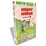 Henry and Mudge Collector's Set #2: Henry and Mudge Get the Cold Shivers; Henry and Mudge and the Happy Cat; Henry and…