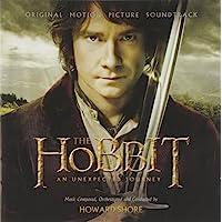 The Hobbit: An Unexpected Journey - Original Motion Picture Soundtrack [2 CD]