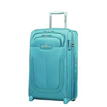 Valise cabine souple Samsonite Duosphere 55 cm Dark Blue bleu