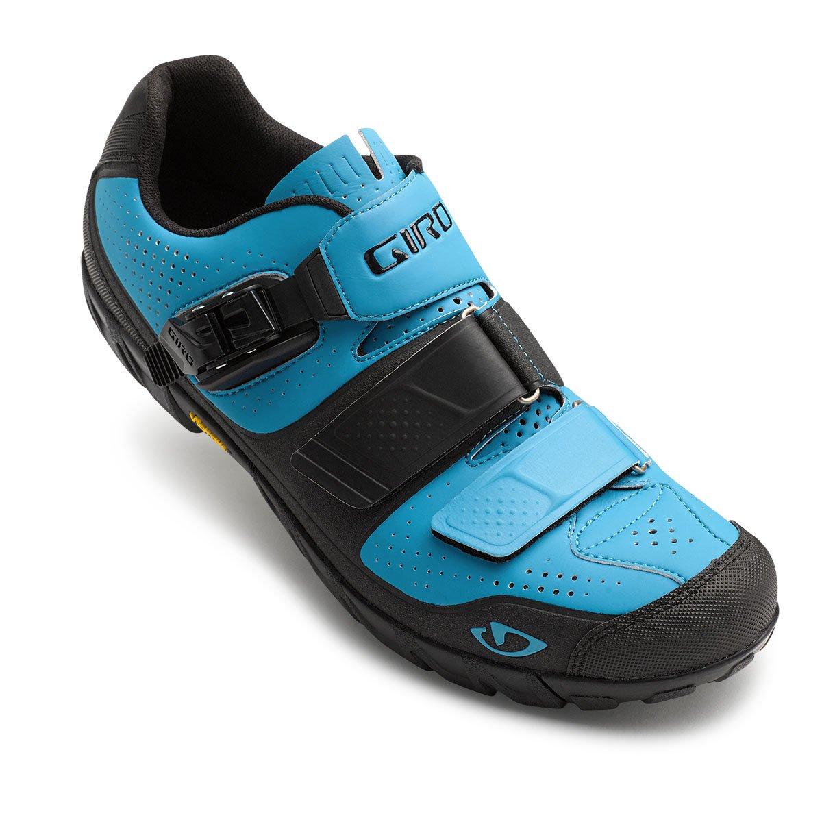 Giro Herren Terraduro MTB Mountainbike Schuhe, Blau Jewel schwarz
