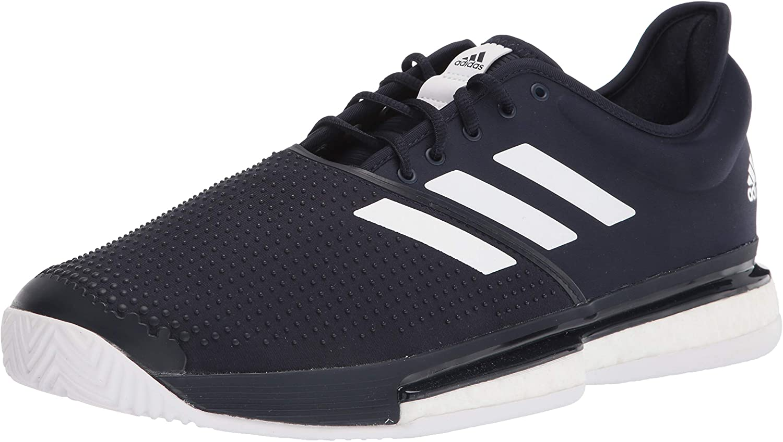 adidas Women's Solecourt Tennis Shoe