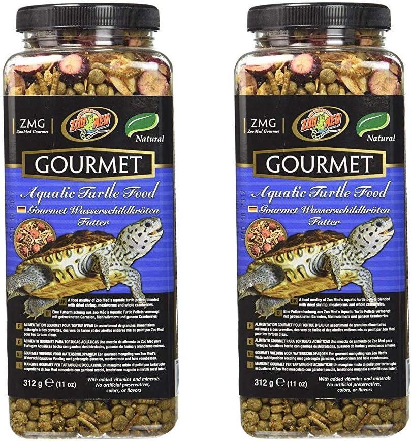 Royal Pet Supplies Inc Zoo Med Gourmet Aquatic Turtle Food