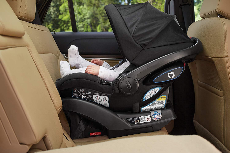 Baby Car Seat Graco SnugRide SnugLock 35 LX Infant Car Seat Pierce
