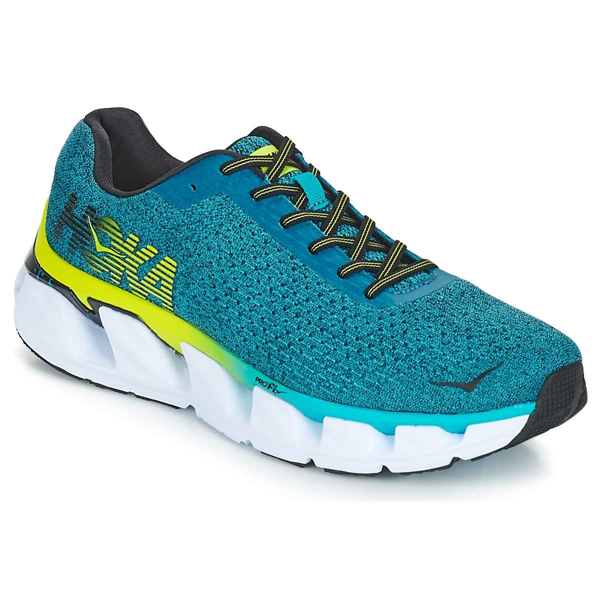 Hoka One One Elevon Running Schuhes Men Caribbean sea schwarz  Schuhgröße US 11,5  schwarz  EU 46 2 3 2018 Laufsport Schuhe 0334fd